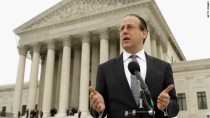 Paul Clement represented the 26 states challenging the Patient Protection and Affordable Care Act